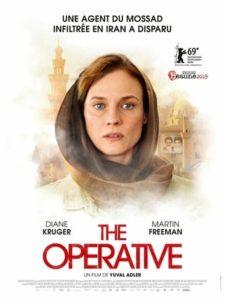 """Affiche du film """"The operative"""""""