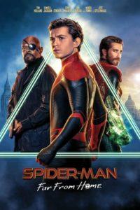 """Affiche du film """"Spider-Man : Far from Home"""""""