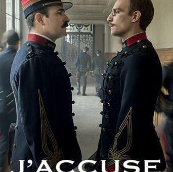 """Affiche du film """"J'accuse"""""""
